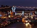 Marlborough, High Street Christmas lights - geograph.org.uk - 1628615.jpg