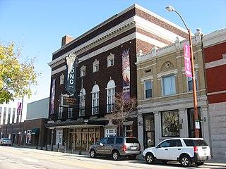 Mars Theatre United States historic place
