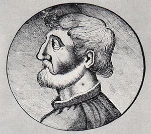 Marsilius of Inghen - Marsilius of Inghen, copy from the 18th century of a Renaissance woodcut