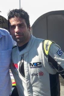 Martín Basso Argentine racing driver