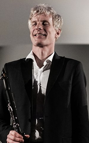 Martin Fröst - At Hindsgavl Festival, Denmark 2017   Photo Hreinn Gudlaugsson