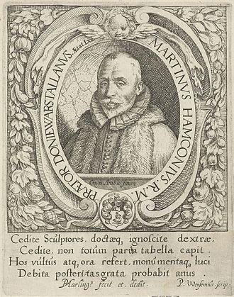 Martinus Hamconius - Image: Martinus Hamconius