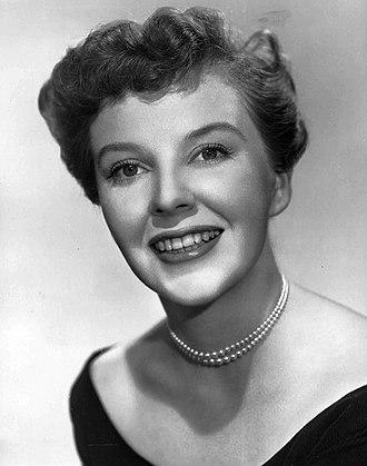 Joanne Gardner - Joanne in 1955.