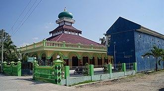 Gresik Regency - Masjid Thoriqul Jannah, Karangturi, Menganti, 2011