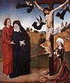 Master of the Life of the Virgin - Christ on the Cross with Mary, John and Mary Magdalene - WGA14591.jpg