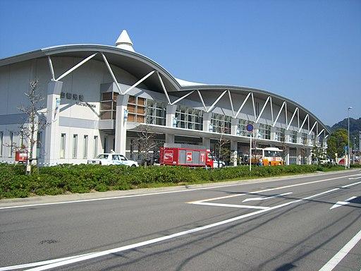 Matsuyama-KANKO-port terminal (Matsuyama-City)