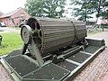 Mattenlegmodule voor verharding van wegen, Geniemuseum Vught, photo 1.JPG