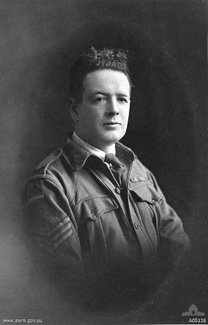 Maurice Buckley - Studio portrait of M. V. Buckley