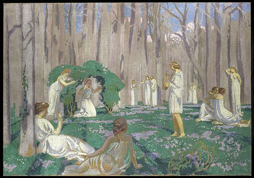 Maurice Denis - Orpheus and Eurydice - 68.1 - Minneapolis Institute of Arts