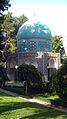 Mausoleum of Attar - Northwest view - Morning - Nishapur 02.JPG