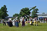 Maypole erection valje 2.jpg