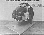 McDonnell Douglas Strategic Cruise Missile Guidance Set.jpg