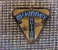 McKinney Guitars logo on Valco amp (c.1940s).jpg