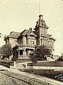 McNaught mansion occupied by the Rainier Club, southeast corner of 4th Ave and Spring StSeattle, Washington, ca 1889 (BOYD+BRAAS 40).jpg