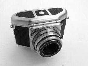Mecaflex SLR, circa 1953-1958.