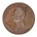 Medalj med Bernhard Crusell - Skoklosters slott - 99292.tif