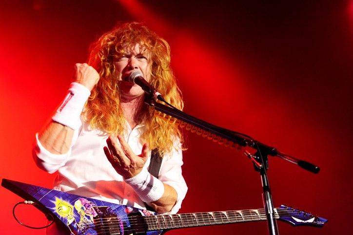 Megadeth @ Arena Joondalup (12 12 2010) (5272639121)