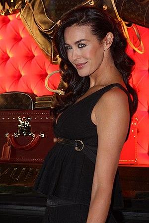 Megan Gale - Gale in 2011.
