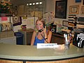 Megan Masters on the set of The Office (3818390208).jpg