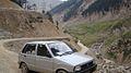 Mehran Car At Lowari Pass Travelling To Chitral.jpg
