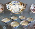 Meissen, 1755 circa, servito di tazzine.JPG