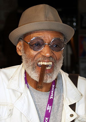 Melvin Van Peebles - Van Peebles in 2008