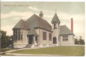 Dighton, Massachusetts - Smith Memorial Hall