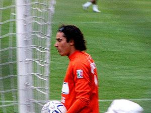 Guillermo Ochoa - Ochoa with América in 2006