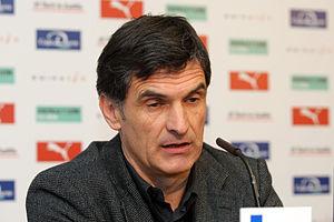 José Luis Mendilibar - Mendilibar in 2010