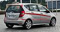 Mercedes-Benz A 180 CDI Avantgarde (W 169, Facelift) – Heckansicht, 7. August 2012, Stuttgart.jpg