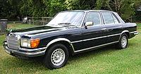 Mercedes-Benz W116 thumbnail