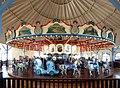 Merry go round Santa Monica Pier (15386701408).jpg