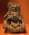 Messico, zapotec, urna ceramica, dallo stato di oxaca, 200-800 dc ca. 05.jpg
