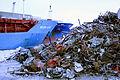 Metallskrot som skal lastes om bord Wilson Bilbao (5375216866).jpg