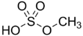 Methyl hydrogen sulfate.png