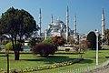 Mezquita Azul (Blue Mosque) - Sultan Ahmet Cami - panoramio.jpg