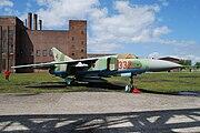 MiG-23ML 332 in Historisch-technisches Informationszentrum Peenemünde (1)