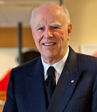 Michael Audain - Image: Michael Audain Polygon Chairman