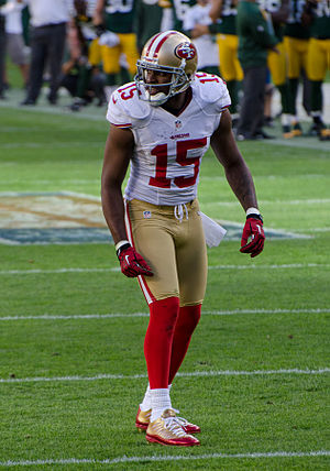 Michael Crabtree - San Francisco vs Green Bay 2012.jpg