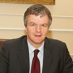 Michael Moore (Scottish politician) - Image: Michael Moore, Secretary of State for Scotland