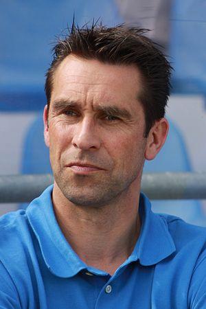 Michael Preetz - Image: Michael Preetz Hertha BSC Berlin (1)