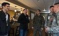 Michale Chandler and Dominick Cruz (Fort Meade).jpg