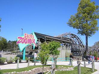 Zach's Zoomer - Image: Michigans Adventure Zachs Zoomer DSCN8240