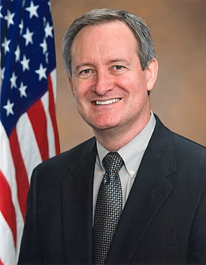 Mike Crapo - Image: Mike Crapo Official Photo 110th Congress