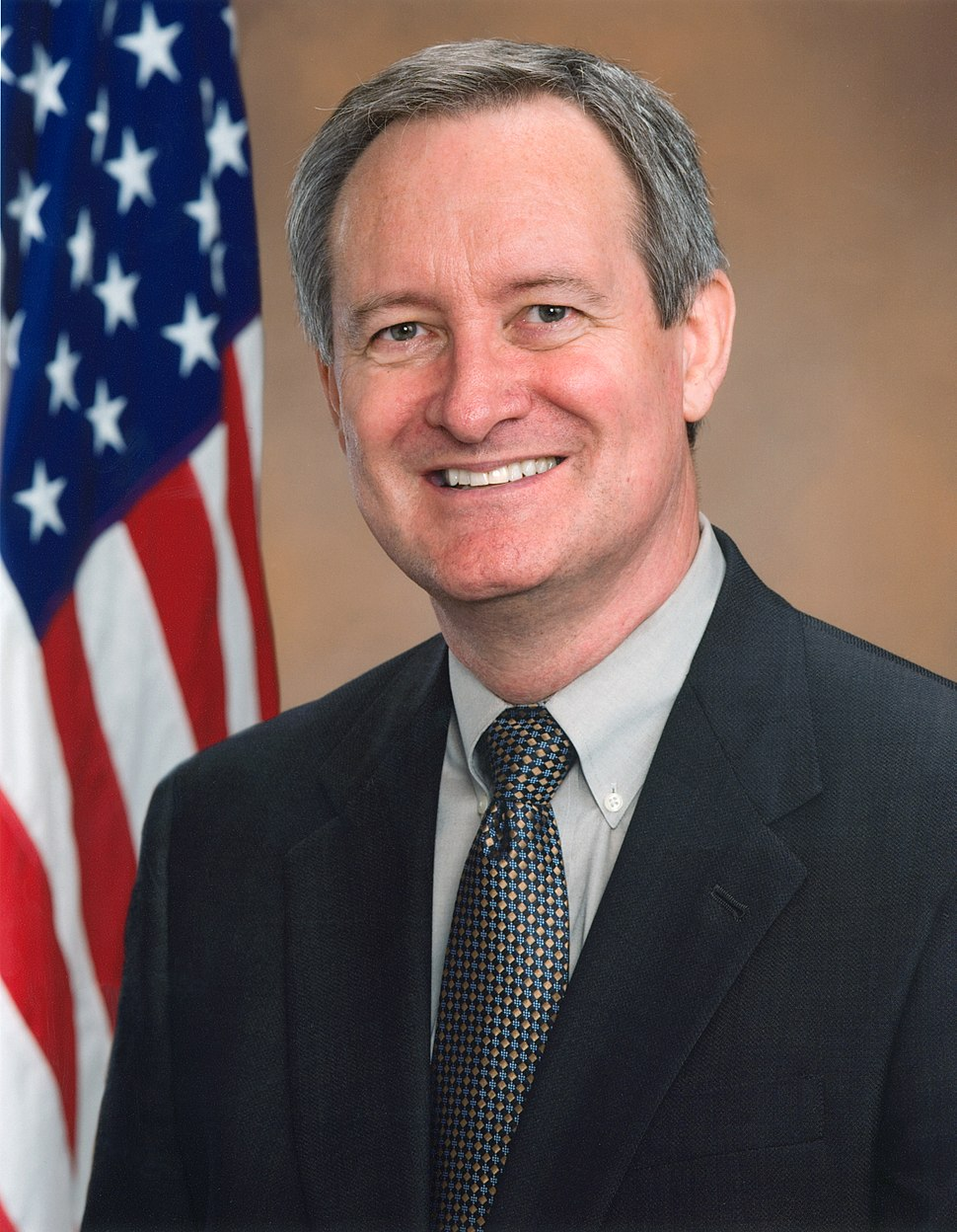 Mike Crapo Official Photo 110th Congress