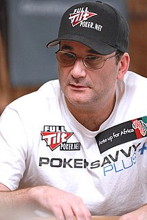 Mike Matusow American poker player