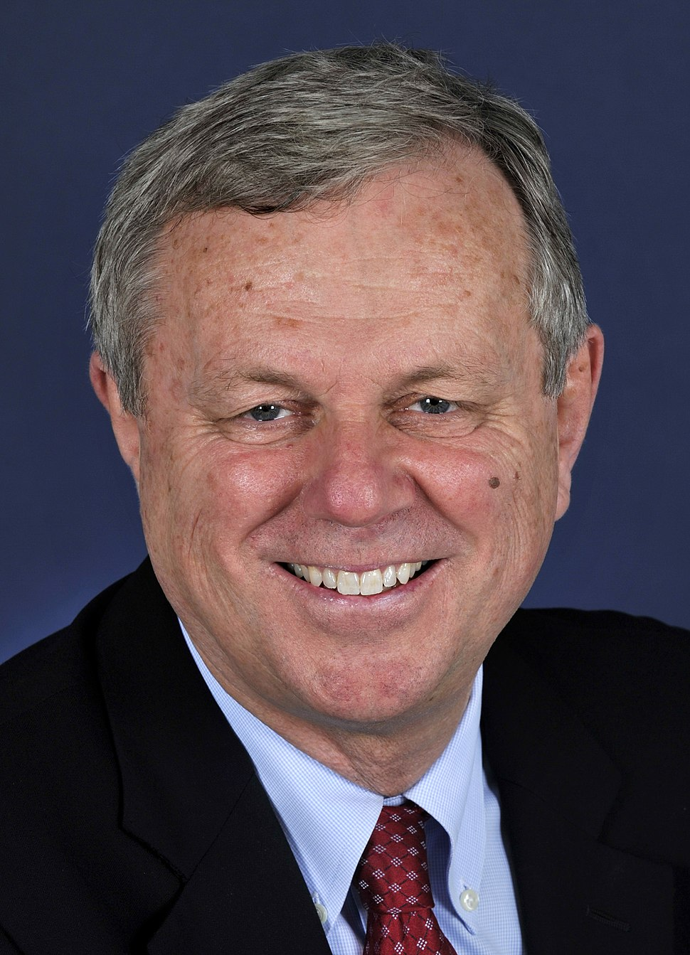 Mike Rann (smiling)
