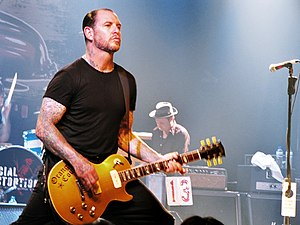 Mike Ness - Mike Ness live in Madrid in 2009