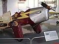 Miles M2H Halk - Consagrou-se em corridas, estabeleceu recordes de velocidade e distância na década de 30(Vel Max-278 Km-h). Este exemplar participou da Guerra Civil Espanhola - Somente 4 exemplares no mun - panoramio.jpg