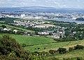 Millbrook from Whitesand Bay Battery - geograph.org.uk - 917774.jpg